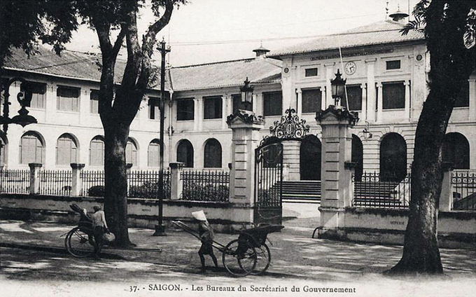 It is the second oldest landmark in Saigon, after a  228-year-old house that belonged to Bishop Ba Da Loc, according to  Saigon historian Tim Doling.