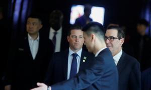 Trump team demands China slash US trade surplus, cut tariffs