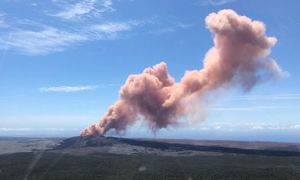 Major quake hits Hawaii, prompts further volcano eruptions