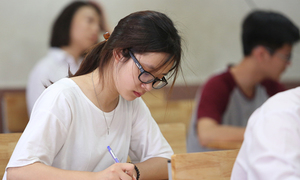 In a 'degree mindset' society, Vietnamese students carry heavy academic burden
