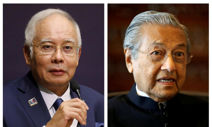 Clash of political titans brings a gripping election to Malaysia