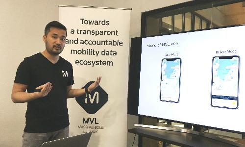 Blockchain-powered ride-hailing app to arrive in Vietnam