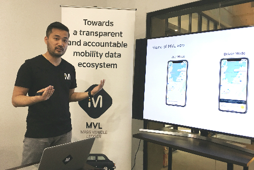 Blockchain-powered ride-hailing app to arrive in Vietnam
