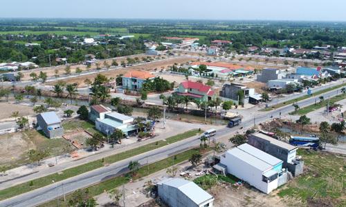 Real estate prices ramp up around Saigon
