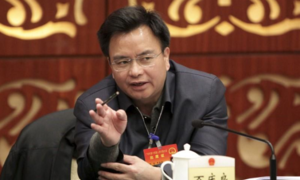Former party boss of China's Guangzhou jailed for life for graft