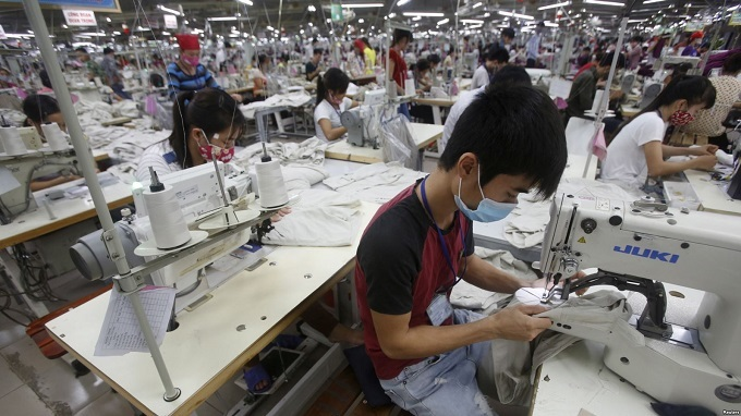 Vietnamese labor productivity among lowest in Asia despite growth: report