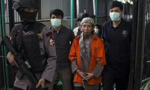 Five police, one inmate killed in Indonesia prison hostage taking: officials