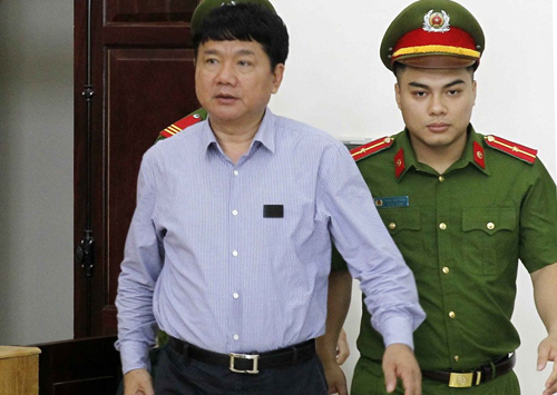 Disgraced Vietnamese oil exec tries to allay blame in major graft case