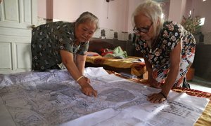 Urban drama: Thu Thiem residents fight for their homes after planning map goes missing