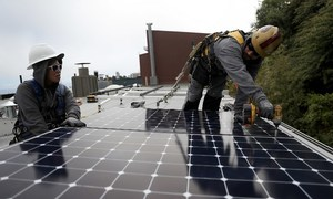 California becomes first US state to require solar on new homes
