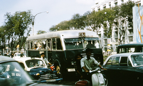 Dive into these archives and relive Saigon's past