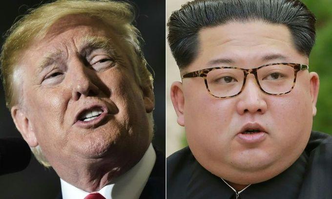Historic Trump-Kim summit set for June 12 in Singapore