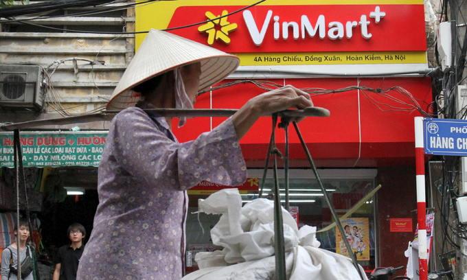 Convenience stores in Vietnam quadruple in six years: report