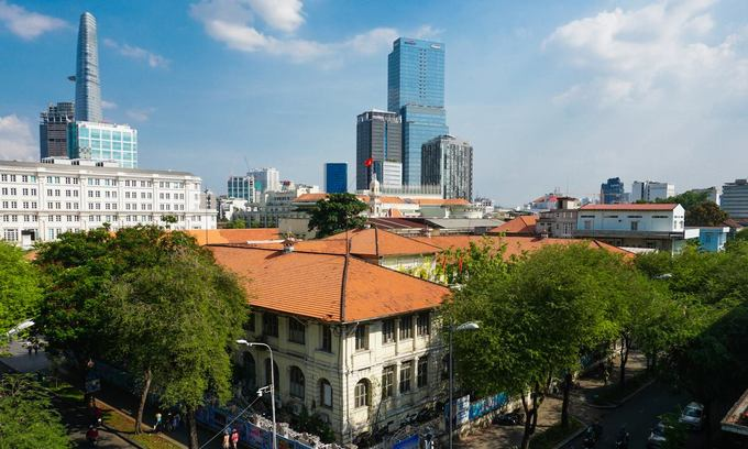 Thousands sign petition to save Saigon's French building from demolition