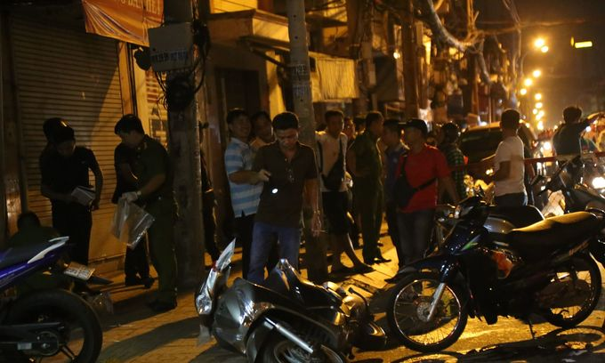 Saigon 'knights' stabbed to death as robbery takedown turns bad