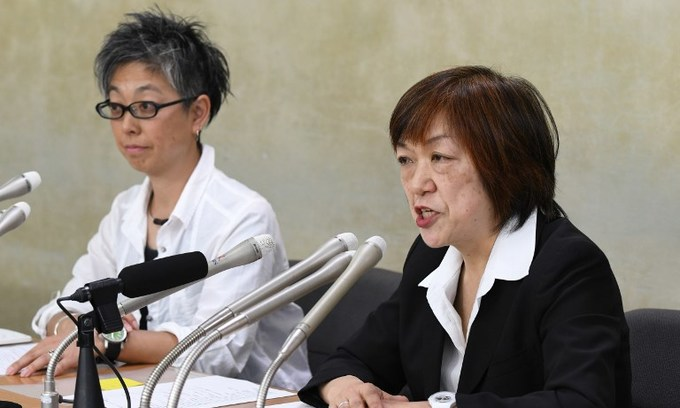 Female journalists in Japan join forces to fight sexual harassment