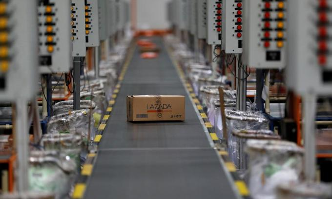China tech giants bet on untangling logistics of Indonesian e-commerce
