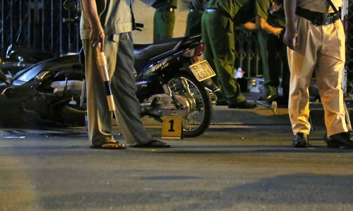 Saigon's brave people should not play 'cascadeurs' for official security force