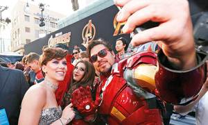 'Infinity War' breaks box office record in Vietnam