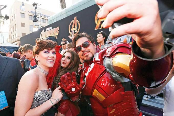 'Infinity War' breaks box office record in Vietnam