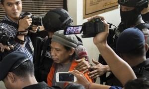 Indonesia prosecutors demand death for radical leader over 2016 attacks