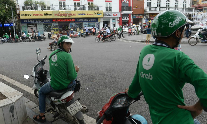 Vietnam starts antitrust investigation into Uber-Grab deal
