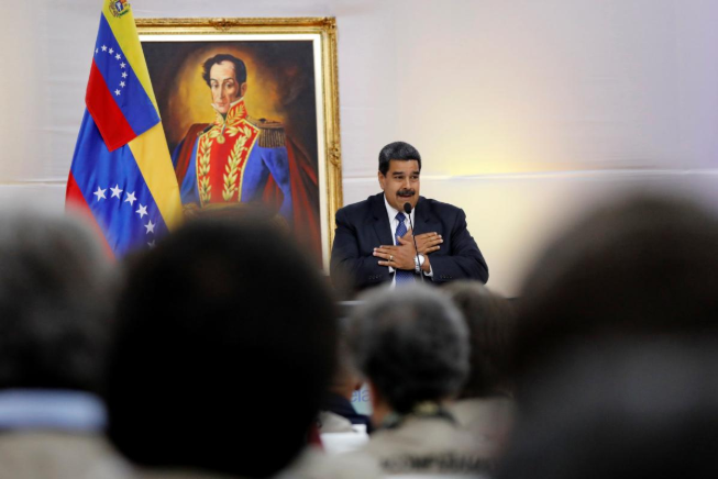 Venezuela accuses U.S. of sabotaging election with new sanctions