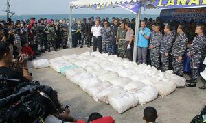 Tackle graft, governance to stem 'Golden Triangle' meth trade: UNODC
