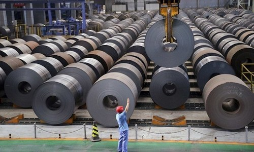 US slaps heavy duties on Chinese steel shipped from Vietnam