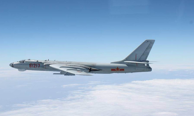Vietnam asks China to end bombers drills in Paracels