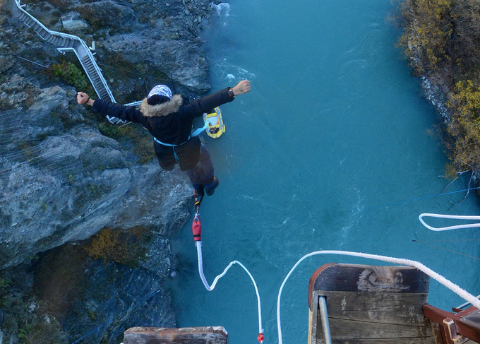 From overcoming fear to having best time of his life, Vietnamese traveler shares thoughts after first time bungee jump  - 3