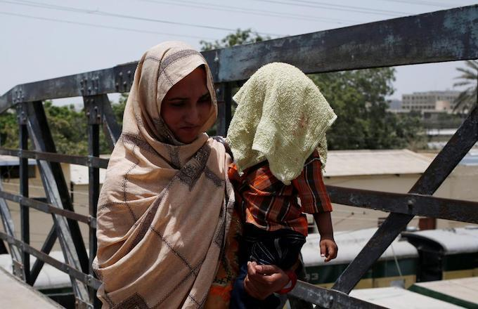 Pakistan heatwave kills 65 people in Karachi: welfare organization