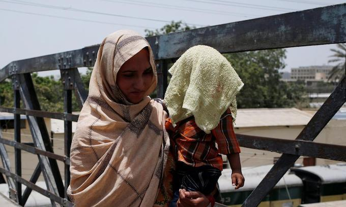 Pakistan heatwave kills 65 people in Karachi: welfare organization