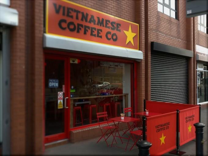 Weekly roundup: Vietnamese coffee in Belfast, territorial tensions, weekend downpour, and more