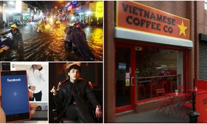 Weekly roundup: Vietnamese coffee in Belfast, territorial tensions, weekend downpour, and more