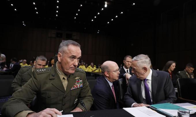 US Senate panel targets China, Russia in massive defense bill