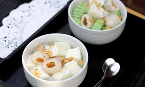 7 desserts to cool Hanoi's hot summer