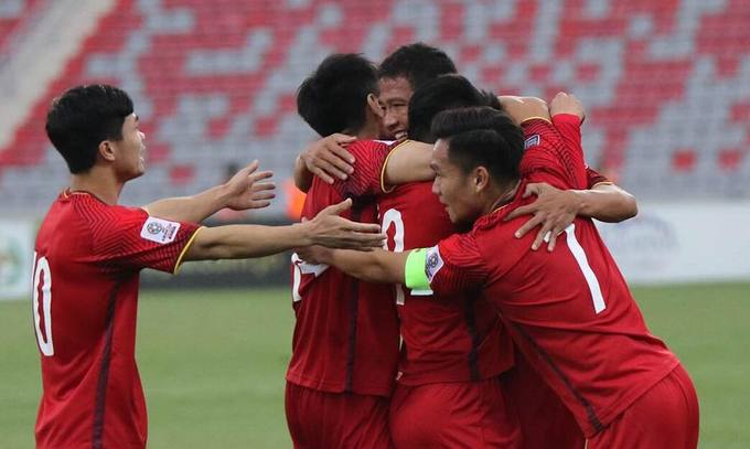 Vietnam's U23 football team set to clash U23 Barcelona in exhibition game