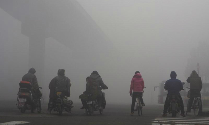 China says to end 'one size fits all' environmental policies