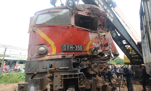Consecutive crashes signal alarming week for Vietnam Railways