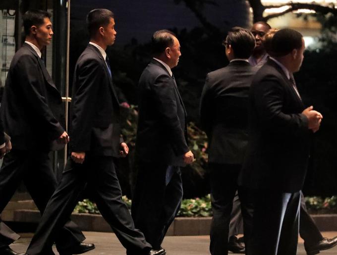 High-level US-North Korea nuclear talks get underway in New York