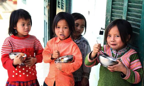 Vietnam gets less kid friendly: survey