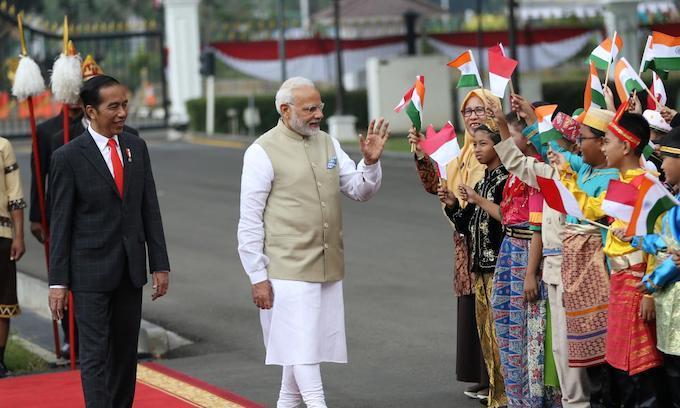 Indonesia, India plan to develop strategic Indian Ocean port