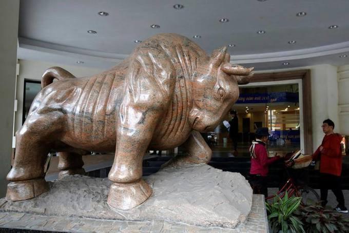 Stock market breakthrough as international brokers target Vietnam