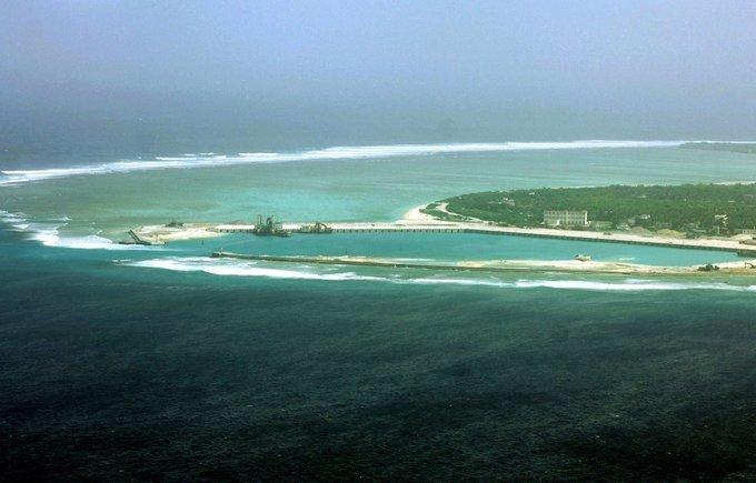 Vietnam speaks out after US warships sail near Paracel Islands