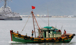 South Korean activists protest abuse of Vietnamese fishermen: report