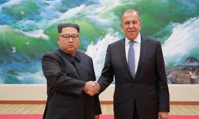 North Korea's Kim Jong Un says North's will for denuclearization 'unchanged': KCNA