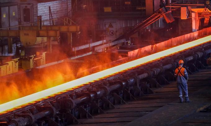 US allies hit back at Washington's steel, aluminum tariffs