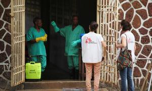 Vietnam tightens border gate controls to preempt Ebola outbreak