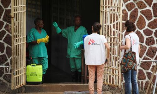 Vietnam tightens border gate controls to preempt Ebola outbreak